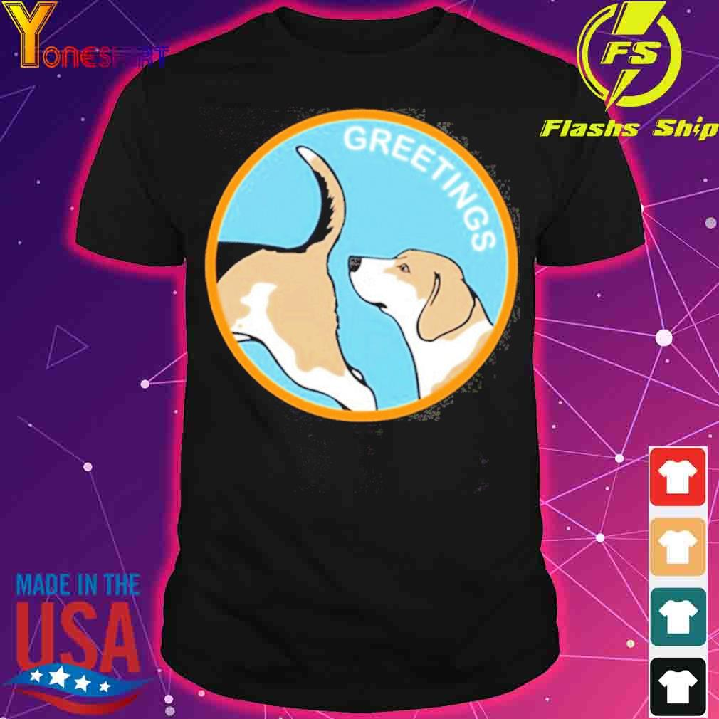 Official Greetings Dog 2020 Shirt