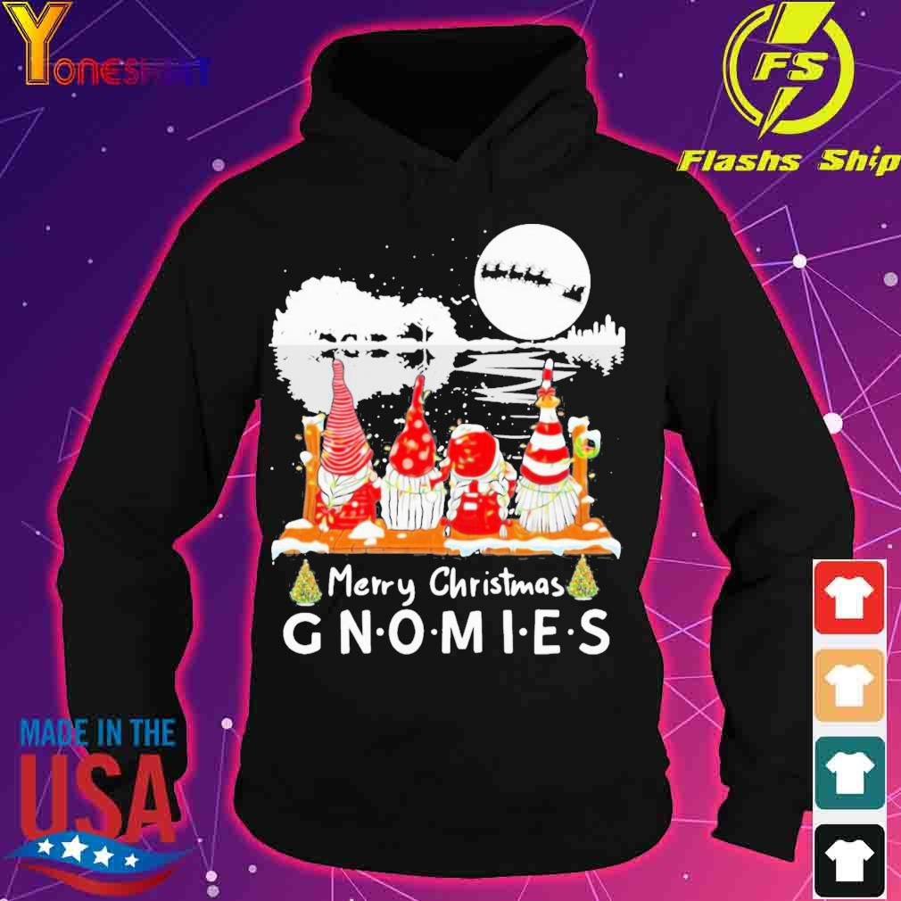 Official Guitar Merry Christmas Gnomies Shirt hoodie