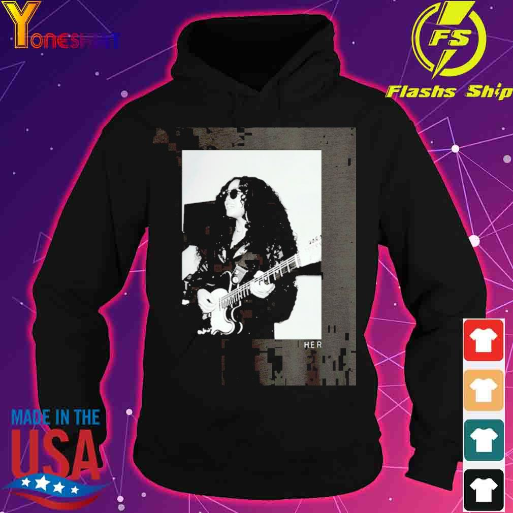 Official H.E.R. Girls With Guitars Shirt hoodie