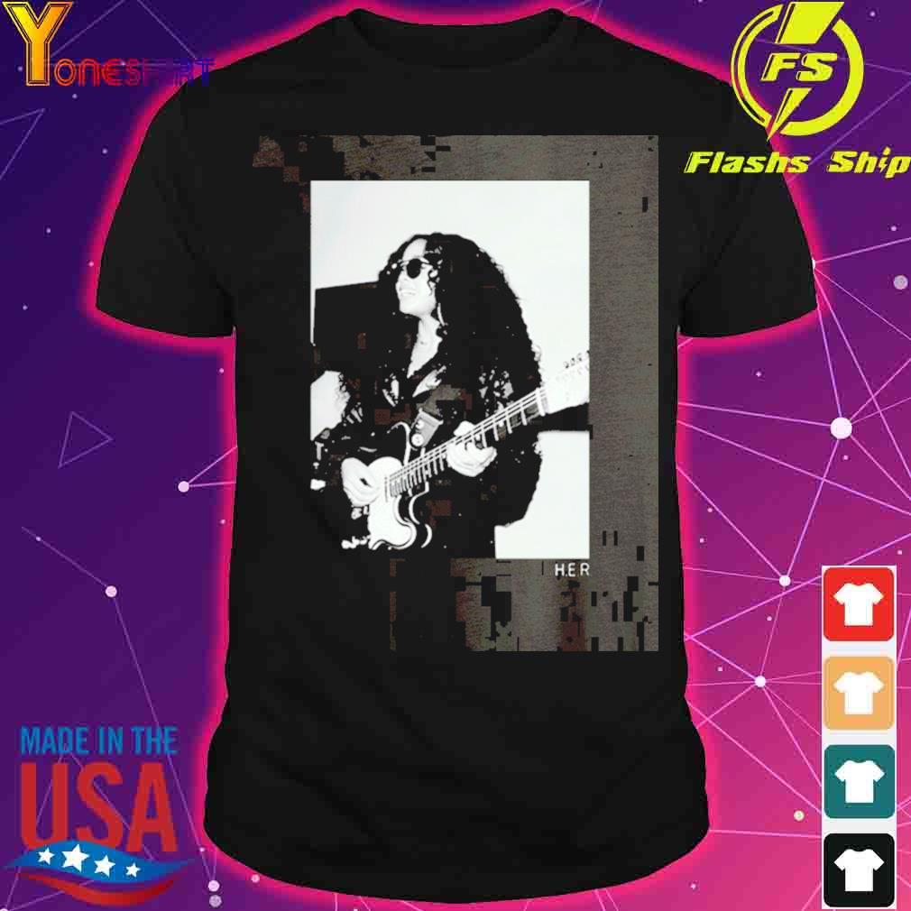 Official H.E.R. Girls With Guitars Shirt