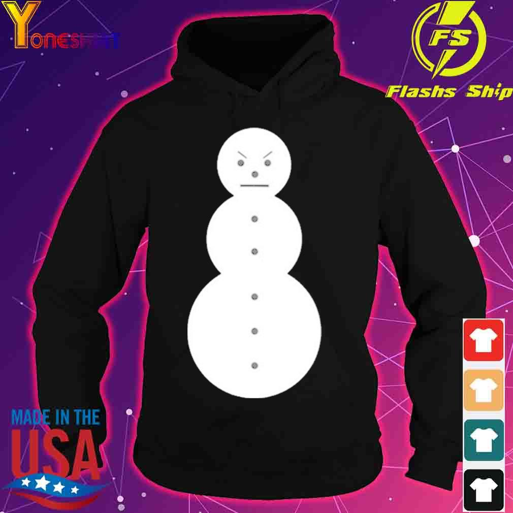 Official Jeezy The Snowman Mery Christmas Shirt hoodie