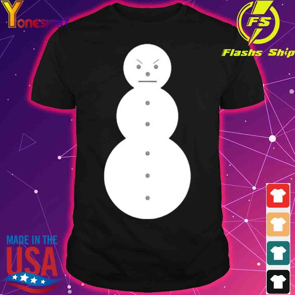 Official Jeezy The Snowman Mery Christmas Shirt