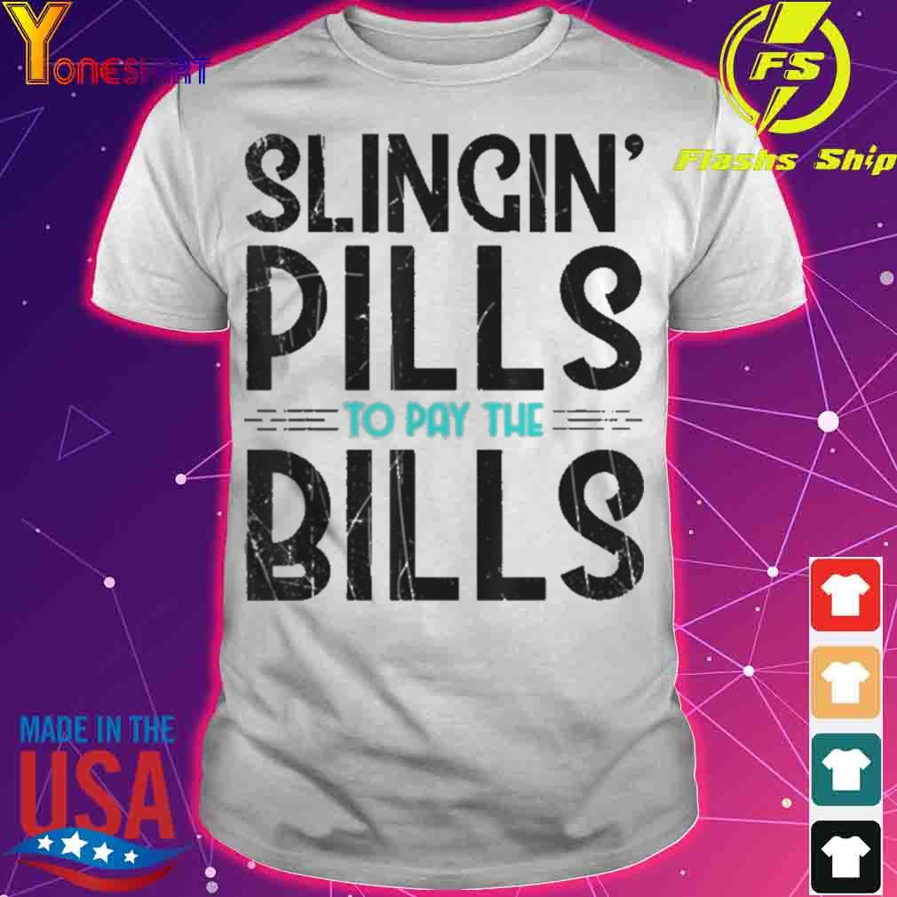 Official Slinging Pills For Bills Shirt