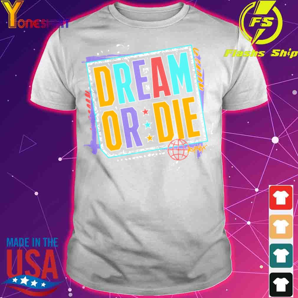 – DO OR DIE – Jordan 9 Dream It Do It Sneaker Tees Shirt