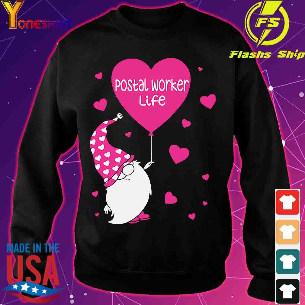 Gnome Postal worker life s sweater