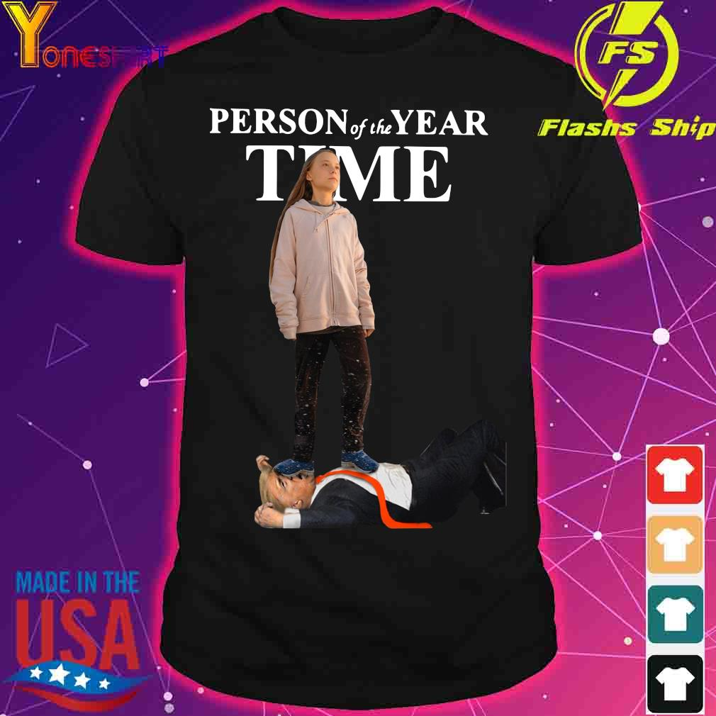 Greta Thunberg T-shirts