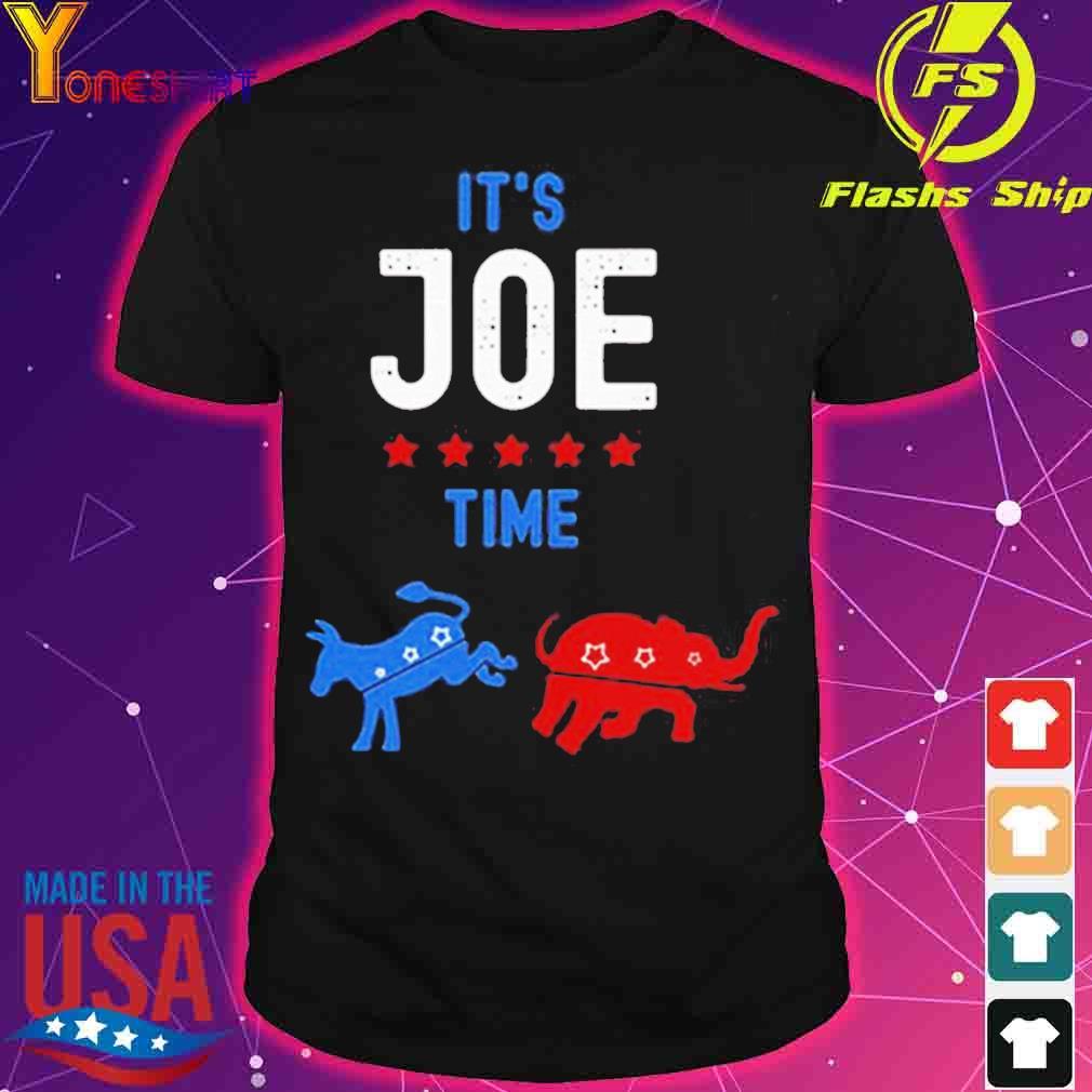 Its Joe time Donkey kick Elephant shirt