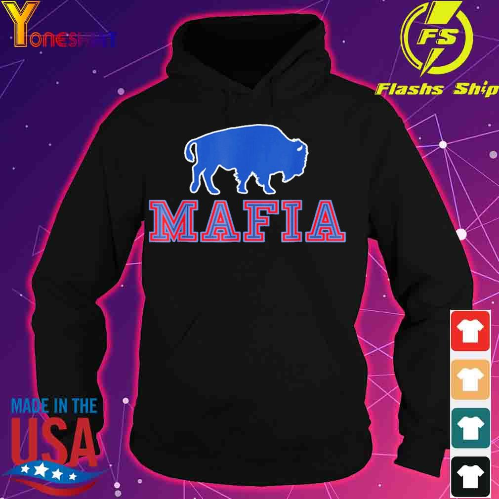Official B.ills M.a.fi.a Makes A Great Gift For Any B.uf.falo Sports Shirt hoodie