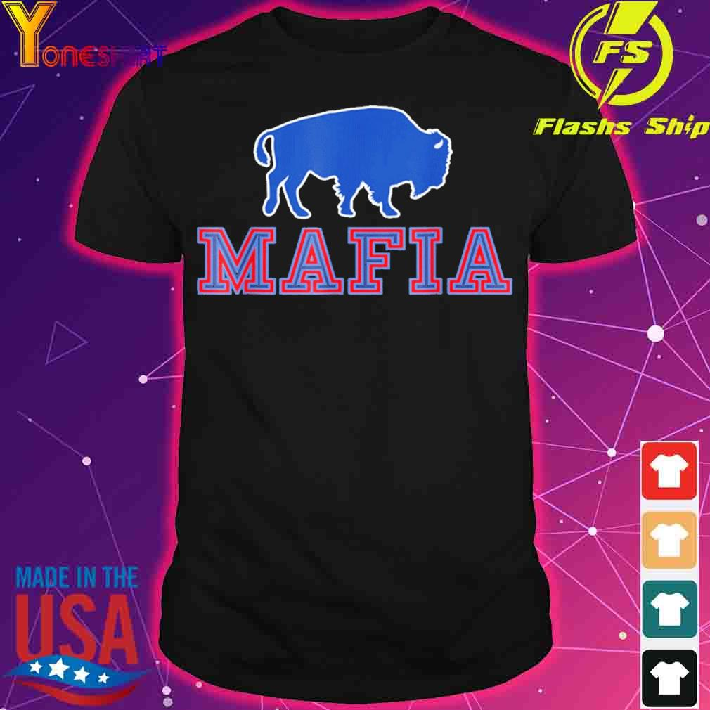 Official B.ills M.a.fi.a Makes A Great Gift For Any B.uf.falo Sports Shirt