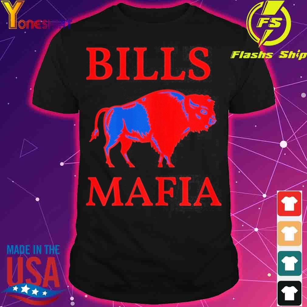 Official Bills Mafia 716 Buffalo New York BFLO WNY Sports Shirt