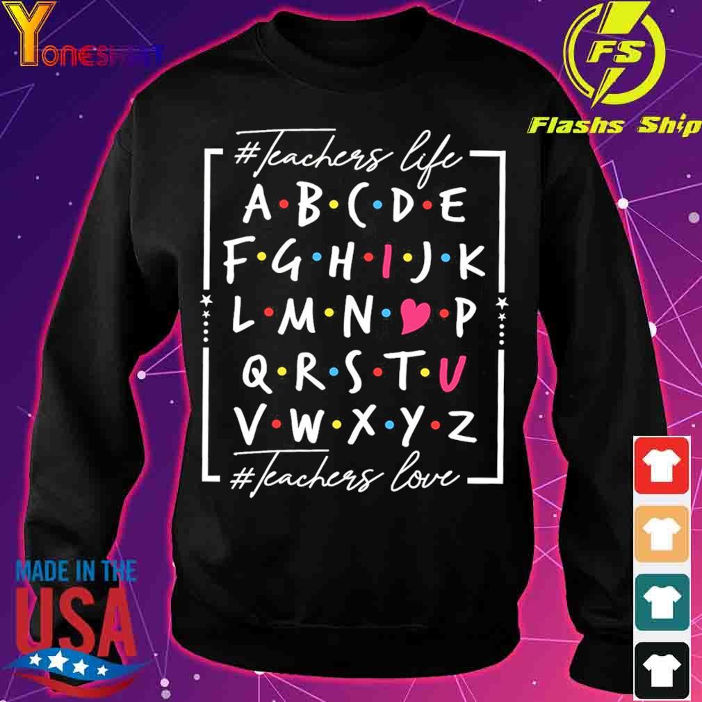 Teachers life A B C D E Teachers love s sweater