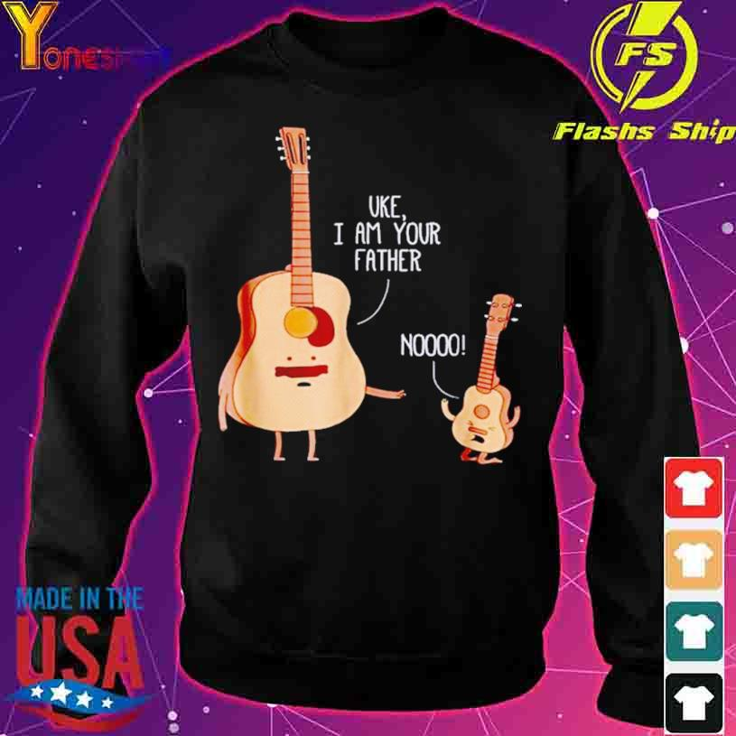 2021 Uke I Am Your Father Guitar Nooo s sweater