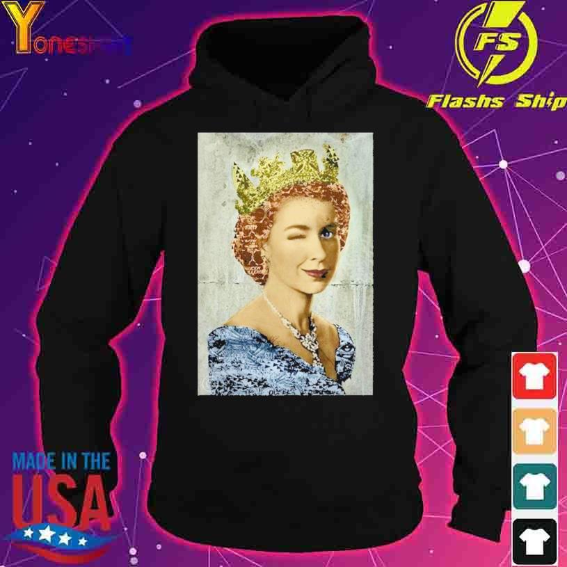 England United Kingdom Queen Elizabeth s hoodie