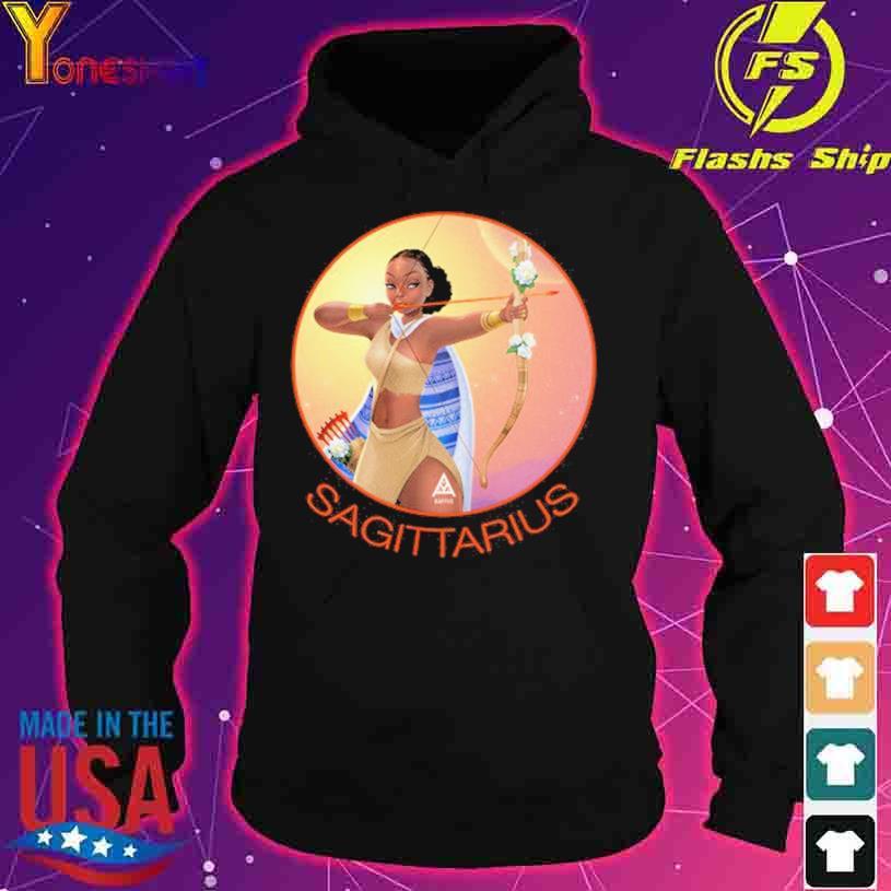Kafful SAGITTARIUS Zodiac s hoodie