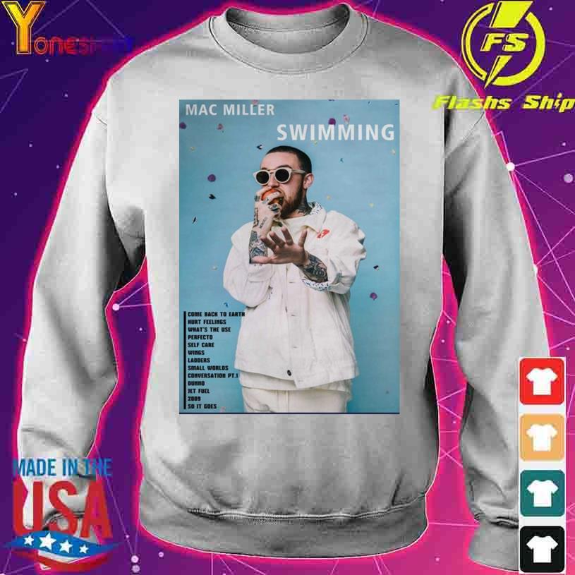 Mac Miller Swimming s sweater