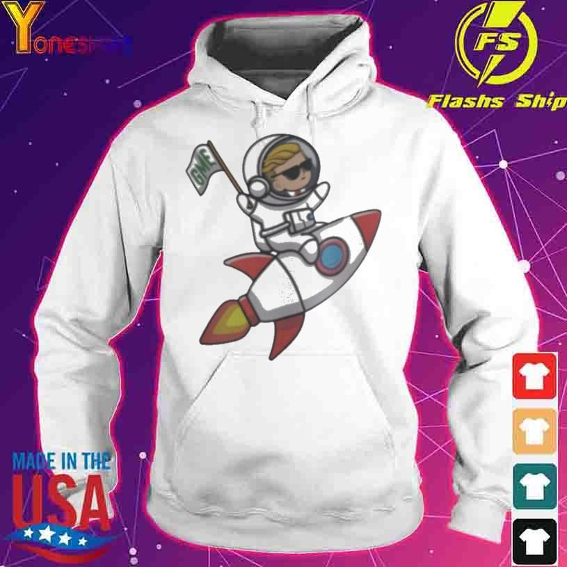 WallStreetBets GameStop GME To The Moon s hoodie